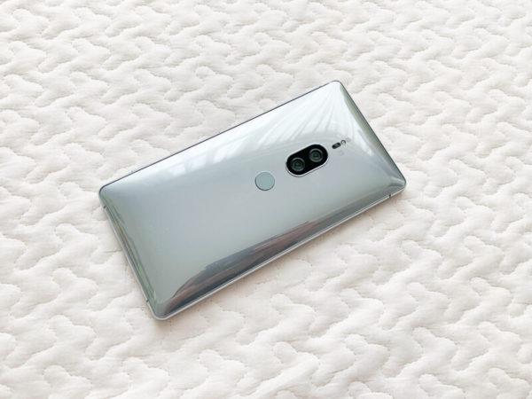 「Xperia XZ2 premium」。「Android 10」にアップデートすると「Dual SIM」が破綻する「バグ」発生