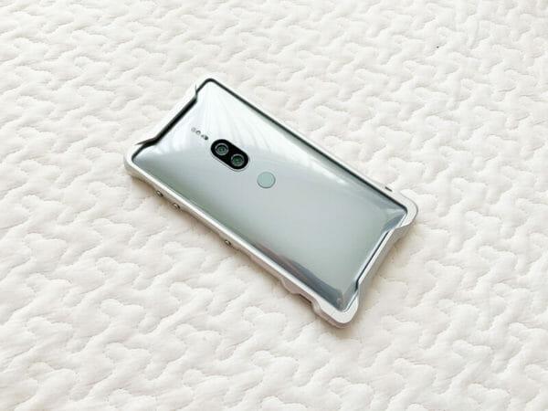 より高級感を。「Xperia」と一度は一緒に使ってみたい「アルマニア」の「Xperia XZ2 premium」用を購入してみた。