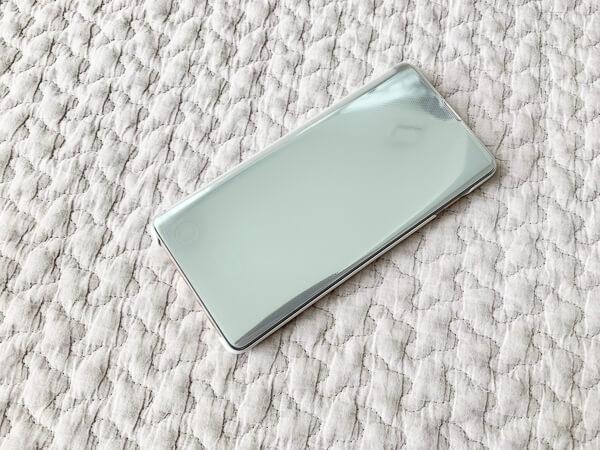 [レビュー]「Galaxy S10+」と一緒に使いたい。「Samsung」純正ケース「Clear View Phone Cover」を購入してみた。