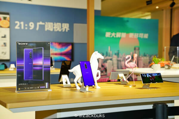 「Xperia 1」の「4K OLED」で新たに追加された歴史。歴代「Xperia」の「革新性」を「SONY」が猛烈アピール。
