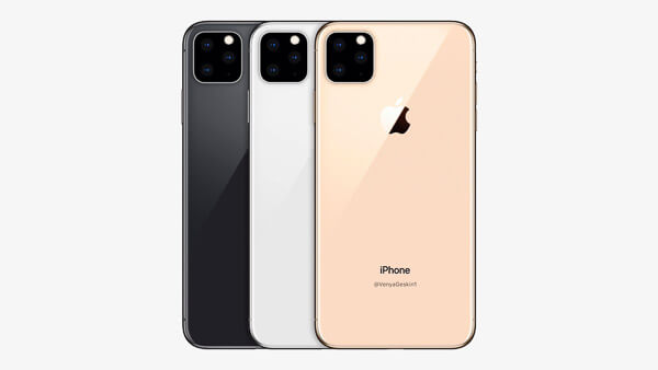 これ以上「iPhone」のデザインの進化は期待できないのか。有名リーカーが「iPhone XI」の確定的レンダリング画像を公開に。