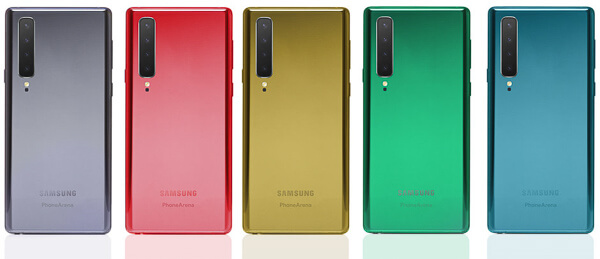 「カメラ」デザインは「Huawei P30 Pro」よりに。「Galaxy Note10」の「カメラ」の詳細が判明に。