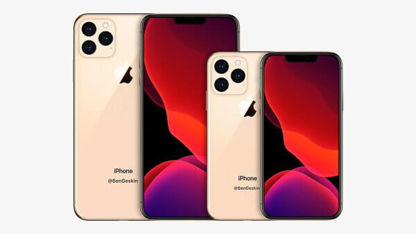 ここまで「小型」すれば「iPhone SE」を不要に。「2020年」に登場する次期「iPhone」と「iPhone XS」の比較画像が公開に。