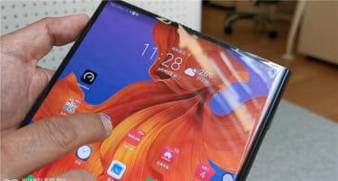 さらに発売に遅れが。Huawei Mate Xは11月に発売が延期へ。