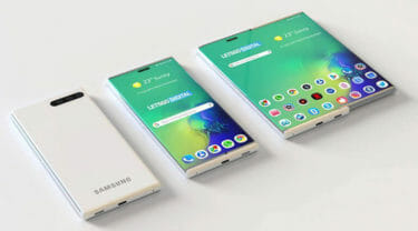 「Galaxy Fold」の失敗を活かして。「Galaxy S11」は「スライド式」の「デザイン」を採用する可能性。
