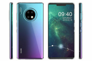 Huawei Mate30 Proの内部設計にも影響に?Balong5000は効率が悪くさらに占有スペースも大きい。