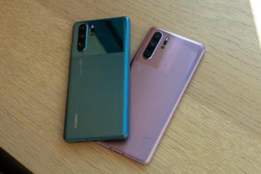 「Huawei P30 Pro/Galaxy Note10」と。日本未発売「限定カラー」を入手しよう