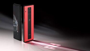 Galaxy Foldより高い。Huawei Mate30 RSの本体価格は25万円なり。