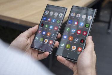 「24時間」以内。「Galaxy S10」「Galaxy Note10」指紋認証「不具合」修正へ