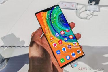 「Google Play」対応しているみたい?Etorenで「Huawei Mate 30 Pro」発売開始