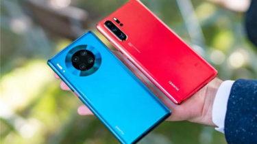 朗報。「Huawei P40 Pro/5G」が日本市場で「2020年」発売される可能性高し