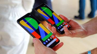 「Google Pixel 4」。「Motion Sense」Googleアプリ以外の「対応」予定なし