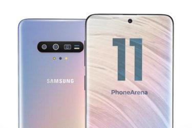 「Galaxy S11」108MPカメラセンサー搭載確定か。「Android10」がサポートしていることが判明
