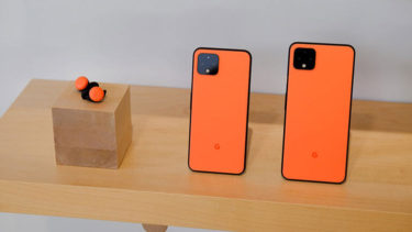 「Google Pixel 4 XL」のみ。限定色「Oh So Orange」在庫「復活」