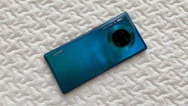 やっとできた。「Huawei Mate 30 Pro」に「Google Play」をインストールする方法