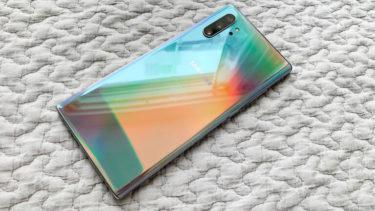「Galaxy Note10+」。2019年内に「Android10」本配信「間に合わない」可能性