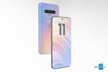「Galaxy S11」。「ディスプレイ」大型化+「マットガラス」採用する可能性
