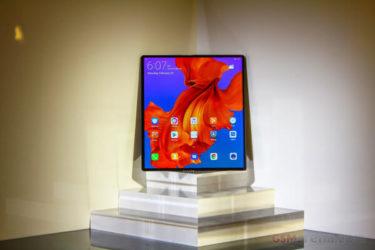 より「小型」になる可能性。「Huawei Mate Xs」は「Huawei Mate X」より安くなる可能性