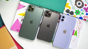 評価の差は「電池持ち」。「iPhone 11 Pro」が「Consumer Report」で最高評価獲得