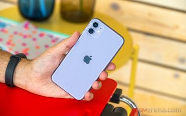 2020年第1四半期。世界で最も売れた機種は「iPhone 11」に。
