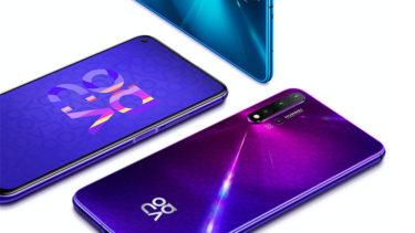 「11月14日」「Huawei」日本市場で「Huawei Nova 5T」を正式発表か?