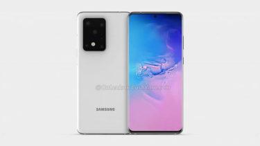「Galaxy S11+」5000mAhの大型バッテリー搭載しても「Galaxy S10+」より「分厚く/大きく」ならず