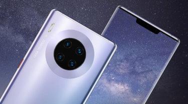 約「9万6000円」で。「Huawei Mate 30 Pro」イタリアで「12月18日」発売