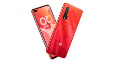 SONY製「IMX686」を搭載。「Huawei Nova 6 5G」「12月5日」正式発表