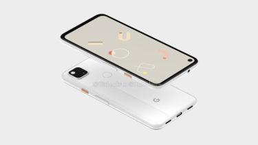 「Google Pixel 4a」。初の「実機画像」がリーク?質感は大幅に向上?