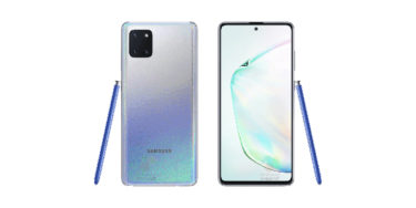 「Galaxy Note10+」よりありかも。「Galaxy Note10 Lite」公式プレス画像「判明」