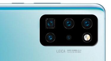 ついに。「Huawei P40 Pro」の実機画像がリーク
