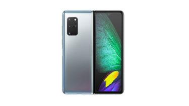 「Galaxy Fold 2」。「Huawei Mate Xs」と同じく「30万円」近くの価格設定に