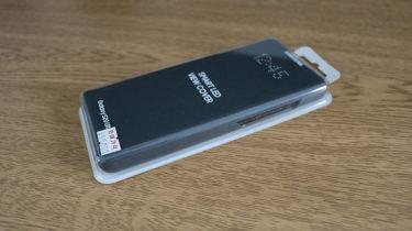 [開封レビュー]「Galaxy S20 Ultra」専用ケース「Smart LED View Cover」を購入してみた