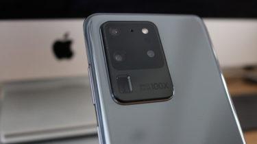 「Galaxy S20 Ultra」。「60Hz」と「120Hz」で電池持ちに「15%」程度「差」