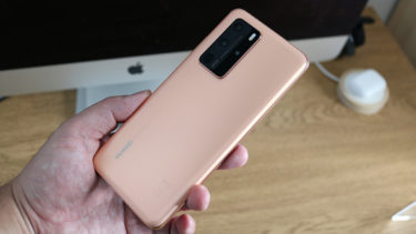 「開封」レビュー。「Huawei P40 Pro」の高級感はやばかった