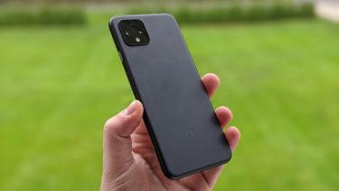 これが発売されてたらめっちゃ欲しかった。「Google Pixel 4 XL」の「マットグレー」モデル