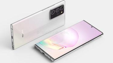 Samsungは「Galaxy Note20」と「Galaxy Fold 2」を8月5日に正式発表する可能性