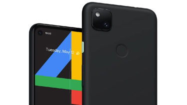 「Google Pixel 4a 5G」。Android11標準搭載で9月以降の発売に