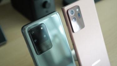 最初だけ好調。「Galaxy Note20」シリーズ販売不調で「減産」へ