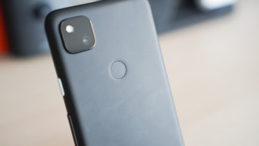 Under Display Cameraを搭載?「Google Pixel 5a」の実機画像がリーク