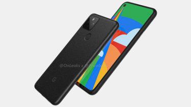 「Google Pixel 4a/4a 5G/5」。今分かっているスペック/デザイン違い「まとめ」