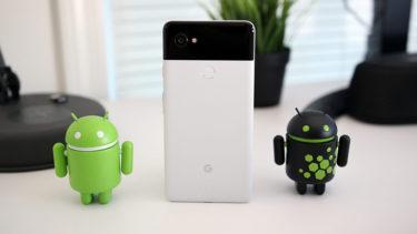 「Google Pixel 2」がついに終了へ。そして「Google Pixel 4a」は2023年8月までアップデート配信