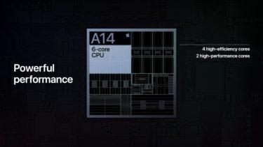 本当に120Hzに対応できる?A15 Bionicの処理性能/電力効率は「iPhone 12」と大して変わらず