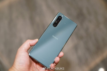 「Xperia 1II」限定色グリーンがExpansysで購入可能に