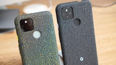 「Google Pixel 5」。auのみ世界で唯一のファームウェアを採用