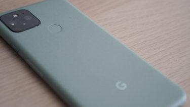 電池持ちが劇的に悪化するバグ。「Google Pixel 5」に発生した2つのバグまとめ