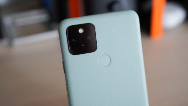 「Google Pixel 5」。ブラックフライデーの主役になる可能性