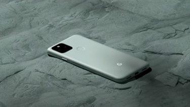 「Google Pixel 5」。密かに最新オーディオ技術を採用に