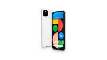 唯一のホワイトモデル。Verizon限定「Google Pixel 4a 5G UW」はミリ波にも対応