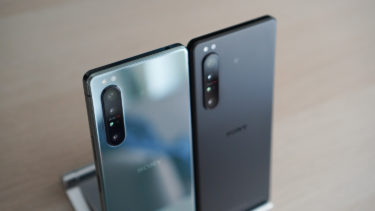 「Xperia 5II」と同じく。一部「Xperia 1II」は4K/120fpsに対応している可能性